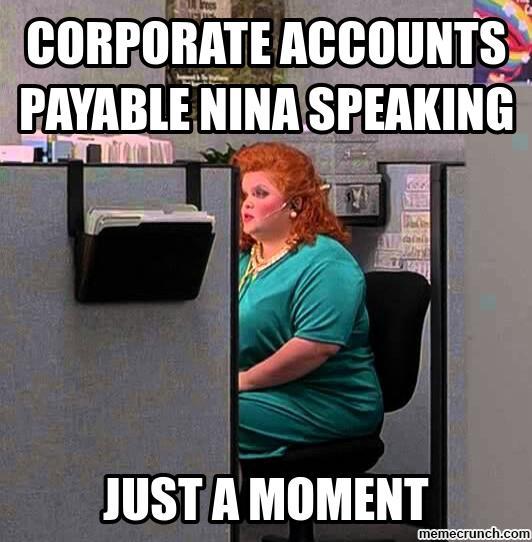 Corporate Accounts Payable Nina Speaking