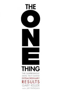 The ONE Thing cover