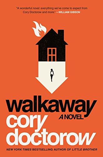 Walkaway by Cory Doctorow cover