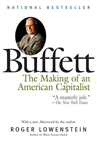 Buffett - The Making of an American Capitalist cover