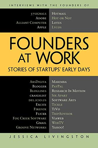 Founders at Work cover