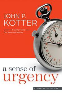 A Sense of Urgency cover