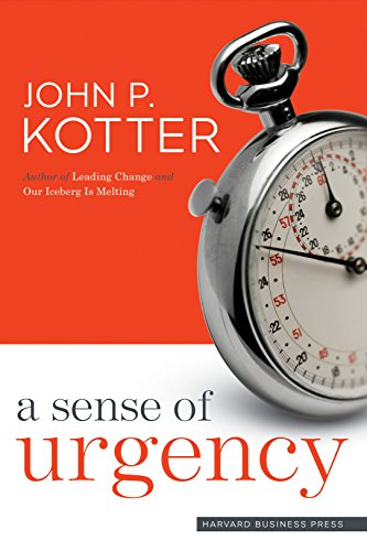 A Sense of Urgency cover