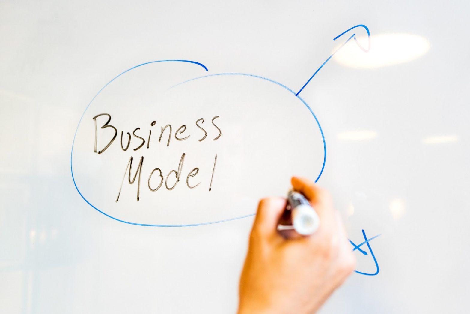 Business Model Whiteboard