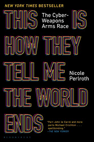 This Is How They Tell Me the World Ends book cover